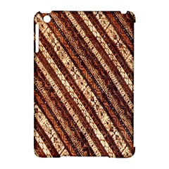 Udan Liris Batik Pattern Apple Ipad Mini Hardshell Case (compatible With Smart Cover) by Amaryn4rt