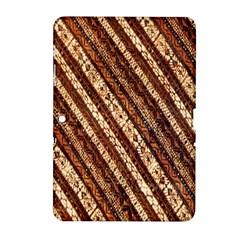 Udan Liris Batik Pattern Samsung Galaxy Tab 2 (10 1 ) P5100 Hardshell Case  by Amaryn4rt