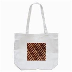 Udan Liris Batik Pattern Tote Bag (White) by Amaryn4rt