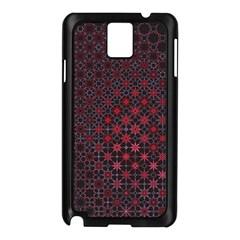 Star Patterns Samsung Galaxy Note 3 N9005 Case (black) by Amaryn4rt