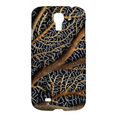 Trees Forests Pattern Samsung Galaxy S4 I9500/i9505 Hardshell Case by Amaryn4rt