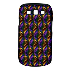 Seamless Prismatic Line Art Pattern Samsung Galaxy S Iii Classic Hardshell Case (pc+silicone) by Amaryn4rt