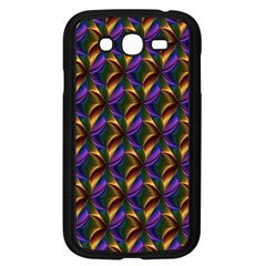 Seamless Prismatic Line Art Pattern Samsung Galaxy Grand Duos I9082 Case (black) by Amaryn4rt