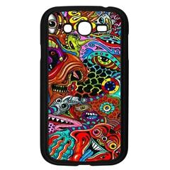 Vector Art Pattern Samsung Galaxy Grand Duos I9082 Case (black) by Amaryn4rt