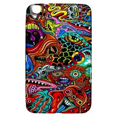 Vector Art Pattern Samsung Galaxy Tab 3 (8 ) T3100 Hardshell Case