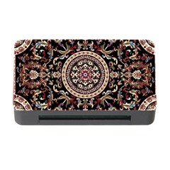 Vectorized Traditional Rug Style Of Traditional Patterns Memory Card Reader With Cf