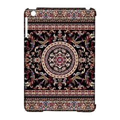 Vectorized Traditional Rug Style Of Traditional Patterns Apple Ipad Mini Hardshell Case (compatible With Smart Cover) by Amaryn4rt