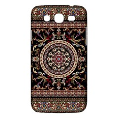 Vectorized Traditional Rug Style Of Traditional Patterns Samsung Galaxy Mega 5 8 I9152 Hardshell Case  by Amaryn4rt