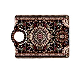 Vectorized Traditional Rug Style Of Traditional Patterns Kindle Fire Hd (2013) Flip 360 Case by Amaryn4rt