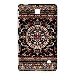 Vectorized Traditional Rug Style Of Traditional Patterns Samsung Galaxy Tab 4 (8 ) Hardshell Case  by Amaryn4rt