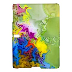 Hayfever Samsung Galaxy Tab S (10.5 ) Hardshell Case  by CannyMittsDesigns