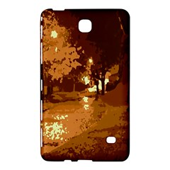 Night Lights Samsung Galaxy Tab 4 (7 ) Hardshell Case