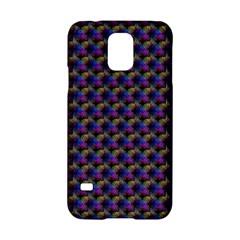 Celtic Bell Flowers Samsung Galaxy S5 Hardshell Case