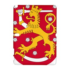 Coat Of Arms Of Finland Galaxy Note 1 by abbeyz71