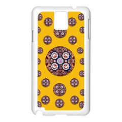 I Can See You Samsung Galaxy Note 3 N9005 Case (White) by pepitasart
