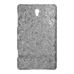 Abstract Flowing And Moving Liquid Metal Samsung Galaxy Tab S (8 4 ) Hardshell Case  by Amaryn4rt