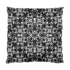 Modern Oriental Pattern Standard Cushion Case (one Side) by dflcprints