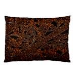 Art Traditional Indonesian Batik Pattern Pillow Case