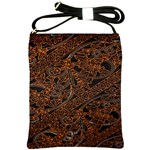 Art Traditional Indonesian Batik Pattern Shoulder Sling Bags