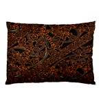 Art Traditional Indonesian Batik Pattern Pillow Case (Two Sides)