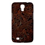 Art Traditional Indonesian Batik Pattern Samsung Galaxy Mega 6.3  I9200 Hardshell Case