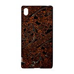 Art Traditional Indonesian Batik Pattern Sony Xperia Z3+