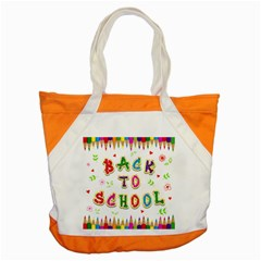 Back To School Accent Tote Bag by Amaryn4rt
