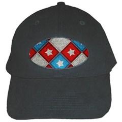Atar Color Black Cap