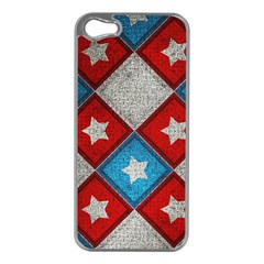 Atar Color Apple Iphone 5 Case (silver) by Amaryn4rt