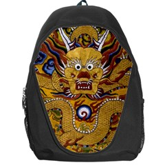 Chinese Dragon Pattern Backpack Bag by Amaryn4rt