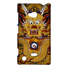 Chinese Dragon Pattern Nokia Lumia 720 by Amaryn4rt