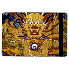 Chinese Dragon Pattern Ipad Air 2 Flip by Amaryn4rt