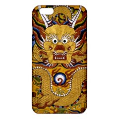 Chinese Dragon Pattern Iphone 6 Plus/6s Plus Tpu Case by Amaryn4rt