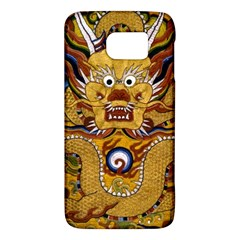 Chinese Dragon Pattern Galaxy S6 by Amaryn4rt