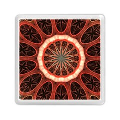 Circle Pattern Memory Card Reader (square)  by Amaryn4rt