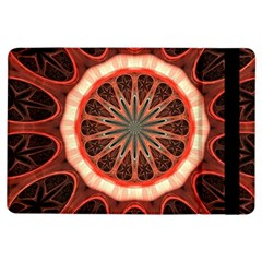 Circle Pattern Ipad Air Flip by Amaryn4rt