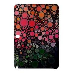 Circle Abstract Samsung Galaxy Tab Pro 12 2 Hardshell Case