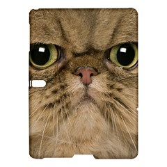 Cute Persian Cat Face In Closeup Samsung Galaxy Tab S (10 5 ) Hardshell Case  by Amaryn4rt