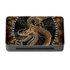 Dragon Pentagram Memory Card Reader With Cf by Amaryn4rt