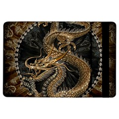 Dragon Pentagram Ipad Air 2 Flip by Amaryn4rt