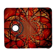 Dreamcatcher Stained Glass Galaxy S3 (flip/folio) by Amaryn4rt