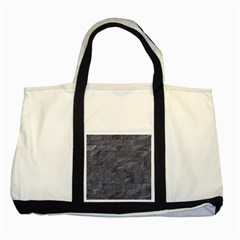 Excellent Seamless Slate Stone Floor Texture Two Tone Tote Bag by Amaryn4rt
