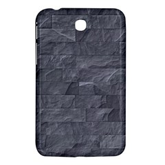 Excellent Seamless Slate Stone Floor Texture Samsung Galaxy Tab 3 (7 ) P3200 Hardshell Case  by Amaryn4rt