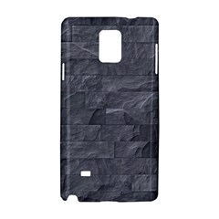 Excellent Seamless Slate Stone Floor Texture Samsung Galaxy Note 4 Hardshell Case by Amaryn4rt