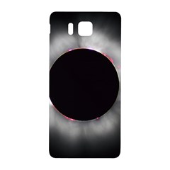 Solar Eclipse Samsung Galaxy Alpha Hardshell Back Case by Amaryn4rt