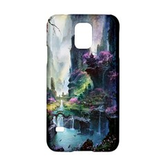 Fantastic World Fantasy Painting Samsung Galaxy S5 Hardshell Case  by Onesevenart