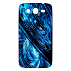 Blue Wave Samsung Galaxy Mega 5 8 I9152 Hardshell Case  by Alisyart