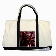 Fantasy Art Legend Of The Five Rings Steve Argyle Fantasy Girls Two Tone Tote Bag by Onesevenart