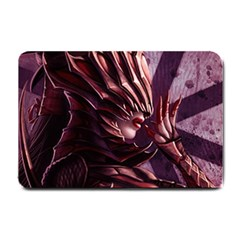 Fantasy Art Legend Of The Five Rings Steve Argyle Fantasy Girls Small Doormat  by Onesevenart