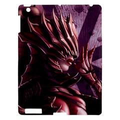 Fantasy Art Legend Of The Five Rings Steve Argyle Fantasy Girls Apple Ipad 3/4 Hardshell Case by Onesevenart